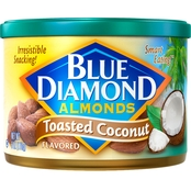 Blue Diamond Almonds Toasted Coconut 6 Oz. Can