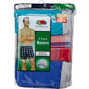 Fruit of the Loom Boxer Shorts 3 pk.