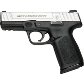 S&W SD9VE 9mm 4 in. Barrel 16 Rnd 2 Mag Pistol Stainless Steel