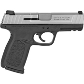 S&W SD9VE 9mm 4 in. Barrel 10 Rnd 2 Mag Pistol Duo Tone