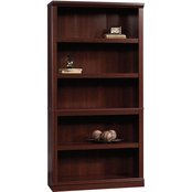 Sauder Palladia  5 Shelf Bookcase