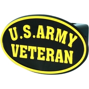 Mitchell Proffitt Army Veteran Hitch Cover