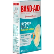 Band-Aid Hydro Seal Blister Heels Bandages 6 ct.