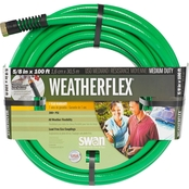 Swan Medium Duty WeatherFlex 100 ft. Hose