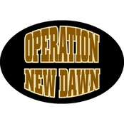 Mitchell Proffitt Operation New Dawn Oval Magnet