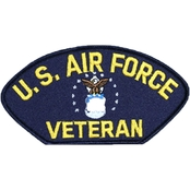 Mitchell Proffitt Air Force Crest Veteran Patch
