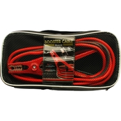 8 Gauge 200 Amp Automotive Booster Cables