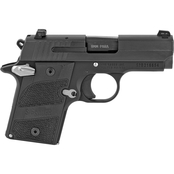 Sig Sauer P938 Nightmare 9mm 3 in. Barrel 6 Rnd Pistol Black