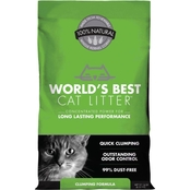 World's Best Cat Litter Clumping Formula 14 Lb.