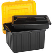 Homz Utility Tote Locker with Tray