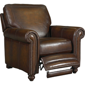 Bassett Hamilton Leather Recliner