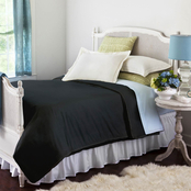 AllerEase Microfiber Decorative Comforter