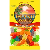 Island Snacks Gummy Bears