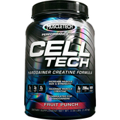 Muscletech Cell Tech Fruit Punch Flavor