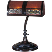 Dale Tiffany Egyptian Desk Table Lamp