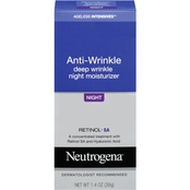 Neutrogena Ageless Intensives Deep Wrinkle Moisture Night