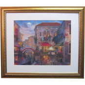 Alpine Art & Mirror An Evening in Venice by James Coleman