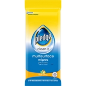 Pledge Multi-Surface Everyday Pre-Moistened Wipes 25 Ct.