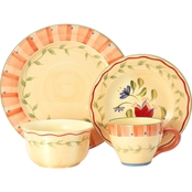 Pfaltzgraff Napoli 16 pc. Dinnerware Set