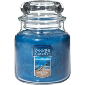 Yankee Candle Turquoise Sky Classic Jar Candle, Medium