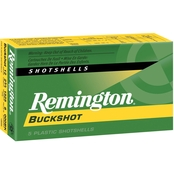 Remington Express 12 Ga. 2.75 in. 000 Buckshot 3 Dram 10 Pellets, 5 Rounds
