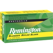 Remington Slugger 1 Oz. Slug 12 Ga. 2.75 in., 5 Rounds