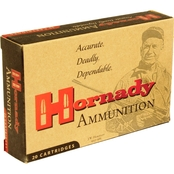 Hornady Custom 10mm 180 Gr. XTP, 20 Rounds