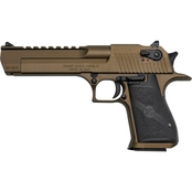 Magnum Research MK19 Desert Eagle 44 Mag 6 in. Barrel 8 Rds Pistol Black
