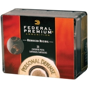 Federal Hydra-Shok .40 S&W 180 Gr. Hollow Point, 20 Rounds