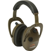 Walker's Alpha Power Muff D-Max Headphones With Microphone