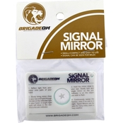 Brigade QM Flash 2x3 in. Signal Mirror