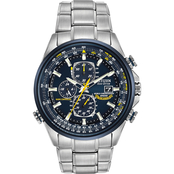 Citizen Men's Blue Angels A-T Chronograph 43mm Watch AT8020-54L