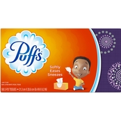Puffs Basic Facial Tissues 180 Ct.