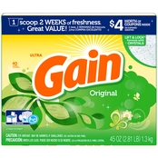 Gain Original Scent Powder Laundry Detergent