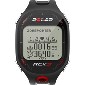 POLAR RCX3 Heart Rate Monitor Watch with Smart Coaching