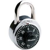 Master Lock 1-7/8 in. (48mm) Wide Combination Dial Padlock