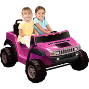National Products 12V Two Seater Hummer H2