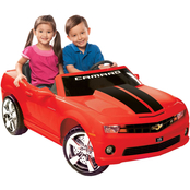 National Products 12V Two Seater Racing Camaro