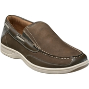 Florsheim Men's Lakeside Slip On Boat Shoes