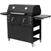 Kingsford Dual Zone Charcoal Grill