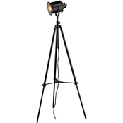 ELK Lighting Ethan Adjustable Tripod Floor Lamp