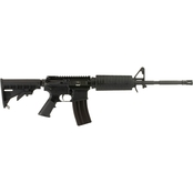 Windham Weaponry MPC-LH 556NATO 16 in. Barrel 30 Rnd Rifle Black