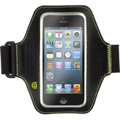 Griffin Technology Trainer Armband for iPod Touch 5, Black