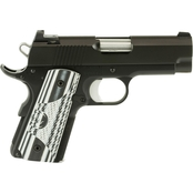 Dan Wesson ECO 45 ACP 3.5 in. Barrel 7 Rds 2-Mags NS Pistol Black