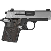 Sig Sauer P938 9mm 3 in. Barrel 6 Rnd NS Pistol Two Tone