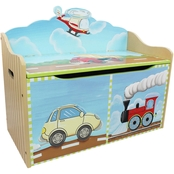 Fantasy Field Transportation Toy Chest