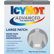 Icy Hot Advanced Patch, 5 Ct.