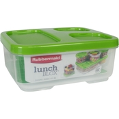 Rubbermaid Lunch Blox Sandwich Container