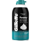Gillette Foamy Sensitive Shave Cream