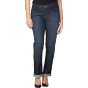 Lucky Brand Plus Size Ginger Straight Leg Jeans